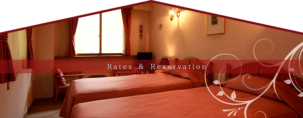 Rates & Reservation